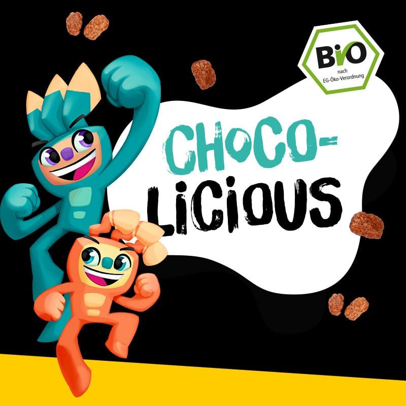 CHOCO-LICIOUS
